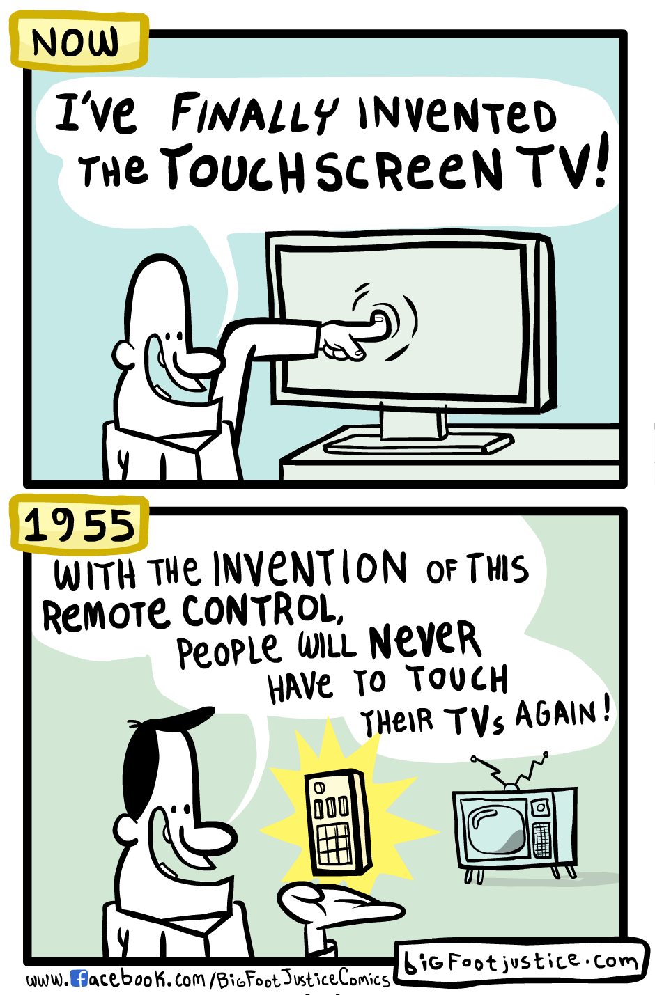 The Regression of Technology