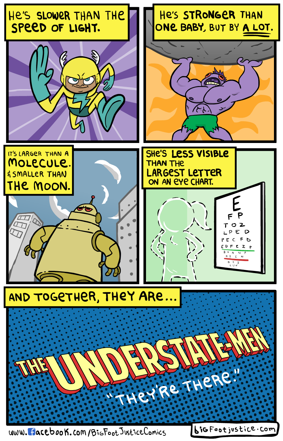 The Understate-Men