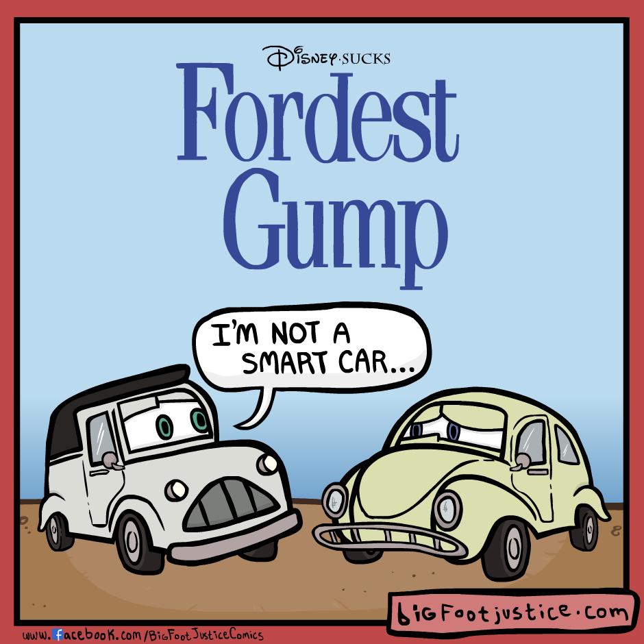 Fordest Gump