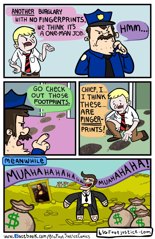 One Hand Job